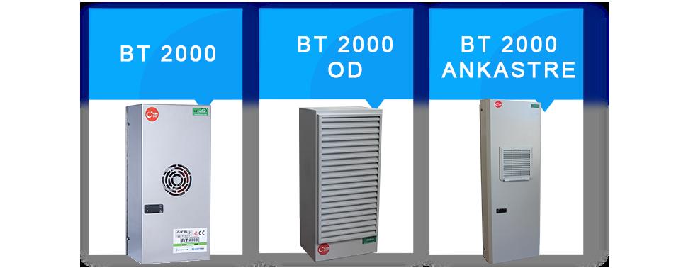 BT2000 Pano Klimaları