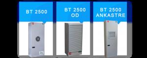 BT2500 Pano Klimaları