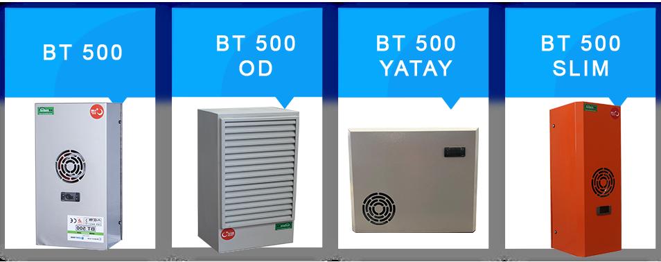 Bt500 Pano klimaları